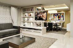 estante vazada decoração divisão de ambientes - Pesquisa Google