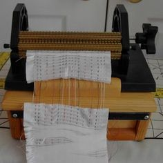 How to pleat more than one panel at a time on the same threading of the pleater needles.*