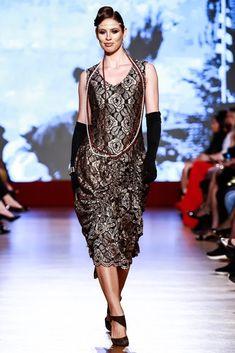 Maria, Regina Inimilor Fashion Show by Liza Panait Peplum Dress, Fashion Show, Collection, Store, Dresses, Runway Fashion, Tent, Vestidos, Shop Local