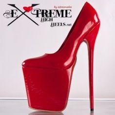 Zapato de tacon alto y plataforma Alexandra-P2