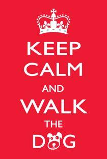 #keepcalm and walk #floppy. Me están empezando a gustar estas caminadas matutinas. #morning