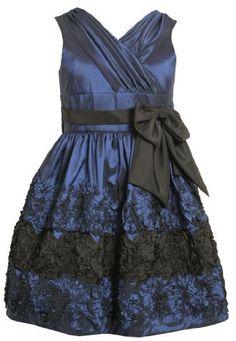 Bonnie Jean Girls 7-16 Bonanza Border Draped Bodice Dress Bonnie Jean, http://www.amazon.com/dp/B008HZ9EXO/ref=cm_sw_r_pi_dp_gvVAqb0Y1WTR3