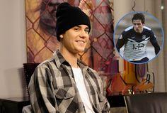 Jogador da série B inglesa diz que ouvir Bieber o ajuda a marcar gols >> http://glo.bo/1Hqcytu