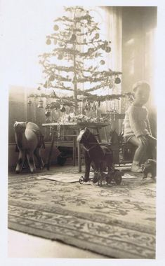 Daily Snap – A 1900′s vintage photos Christmas | Collective Mind | an SFGate.com blog