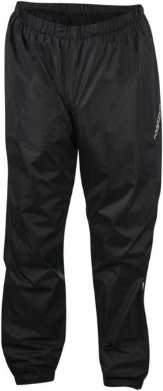 Alpinestars Hurricane Pants: Constructed from ultra-lightweight PU coated 100% waterproof poly-nylon fabric that has been specially treated to avoid sticking when worn over textile or leather garments. (Black fluo colorway incorporates poly-textile panels for colorfastness).  Light poly-mesh lining improved internal air circulation and comfort.