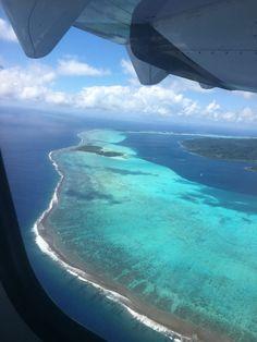 Notre voyage de noces en Polynésie : Bora Bora   Mademoiselle Dentelle Bora Bora, Tahiti, Destinations, Mademoiselle, Paradis, Airplane View, Farmhouse Wedding Venue, Whale Watching, Travel Agency