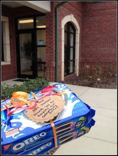 52 Week Pinterest Challenge: Random Acts of Kindness.  This is awesome