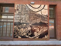 Ed. Note: I'm so happy to bring you this post from contributorVeena Rangaswami, who's done the legwork on figuring out what's going on with some of the new murals downtown. Be su…