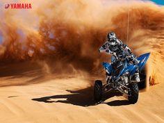 Yamaha ATV Wallpaper