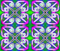 nga-hau-e-wha fabric by reen_walker on Spoonflower - custom fabric Fabric Wallpaper, Designer Wallpaper, Custom Fabric, Spoonflower, Pattern Design, Fabrics, Gift Wrapping, Colorful, Printed