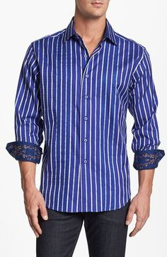 Robert Graham 'Rivoli' Sport Shirt available at #Nordstrom