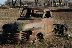 old farm truck...