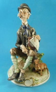 Vintage capodimonte last trump by giuseppe cappe card poker capo di monte collectibles price guide altavistaventures Image collections