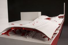 Spectacle Reappropriation // Cal Poly B. Arch Thesis by Nicolas C. Pappas, via Behance