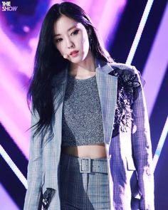 170620 T-ARA Hyomin @ THE SHOW
