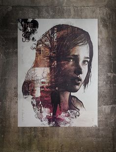 The Last of Us by StudioKxx Krzysztof Domaradzki, via Behance