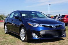 2013 Toyota Avalon Limited Limited 4dr Sedan Sedan 4 Doors Blue for sale in Springfield, MI Source: http://www.usedcarsgroup.com/used-toyota-avalon-for-sale