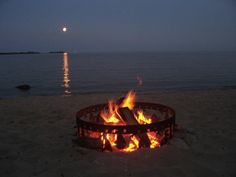A two part post on the characteristics of the Moon in Fire Signs - Aries, Leo and Sagittarius - and makes these Moons feel safe, secure, protected and nurtured Fire Signs, Magick, Sweet Home, My Love, Awesome, Beach, Outdoor Decor, Home Decor, Full Moon