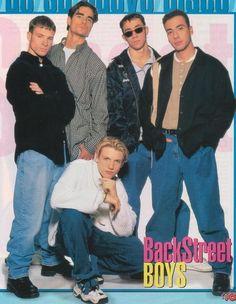 60 Best Vintage Images 90s Kids Backstreet S Back Boy Bands