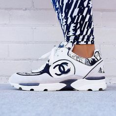 finest selection 4e985 1256e Chanel Womens Sneakers - ShopStyle