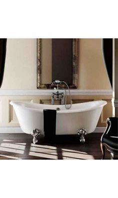 Heritage Bathrooms Freestanding Lyddington Stainless