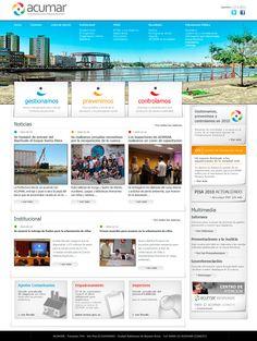 Saltamonte   Proyecto: Acumar  - Cliente: Autoridad de Cuenca Matanza Riachuelo