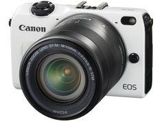 Canon EOS M2 released