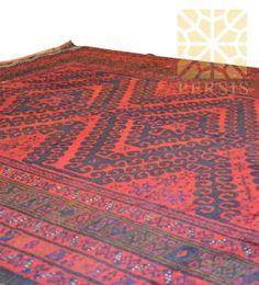 Balochi rug three frames