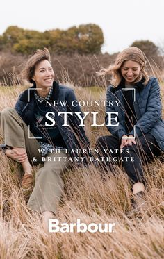 As we joined style bloggers, Lauren Yates and Brittany Bathgate in the beautiful British countryside, we are taking a look at our top 5 countryside locations to visit this season. #BarbourWayOfLife