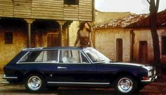 Peugeot 504 Riviera