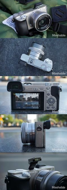 The Sony A6000 mirrorless camera review from Mashable