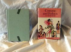 Sale Costume and Fashion in Colour Books 1 and 2 Costume book Set by RTFX on Etsy