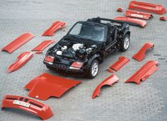25th anniversary BMW Z1
