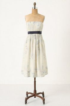 NWOT Anthropologie Fanning Triangles Dress by edme & esyllte Size 6 #Anthropologie #Casual