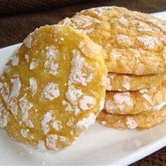 Lemon Whippersnappers Allrecipes.com