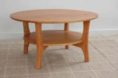 Verdana Round Coffee Table 35d 18w