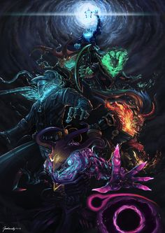thresh six public  #thresh #league_of_legends #leagueoflegends #lolleagueoflegends #threshleagueoflegends