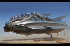 Gunship, GINO STRATOLAT on ArtStation at https://www.artstation.com/artwork/gunship-d33ce894-ba69-4a8f-afd8-4ac8908e8eac