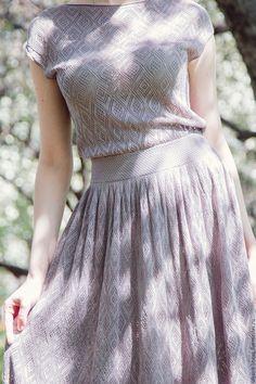 Купить платье женское арт.1602V06 - сиреневый, орнамент, платье, платье летнее, платье в пол