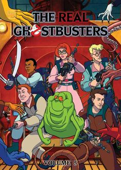 Ghostbusters Party, The Real Ghostbusters, Cartoon Tv, Vintage Cartoon, Morning Cartoon, 80 Cartoons, Ghost Busters, Classic Cartoons, Kids Shows