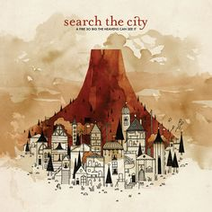 A Fire So Big the Heavens Can See It est un album de Search the City. Retrouvez les avis à propos de A Fire So Big the Heavens Can See It. Town Drawing, Invisible Creature, Invisible Cities, Graphic Projects, Graphic Design Inspiration, Textures Patterns, Cool Things To Make, Cover Art, Album Covers