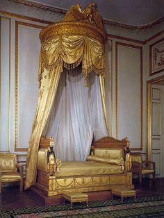 Pauline Borghese's bedroom.