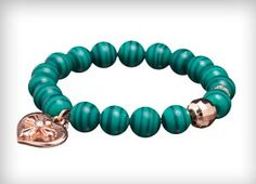 Holiday is on! I just found Semi-precious Stone Heart Charm Stretch Bracelet  on the #EXPRESSLIFE Gift Guide: http://express.com/giftguide
