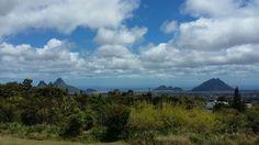 Vue de Trou aux Cerfs Ile Maurice #luls