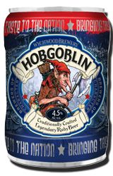 Hobgoblin Mini Cask of Ruby Ale is ideal for sharing at parties, bbqs and festivals. Your favourite Cask Strength Ruby beer is available to enjoy in 5 litre mini cask.