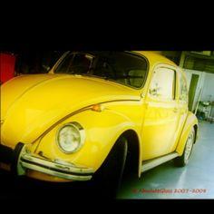 Vintage VW Beatle