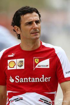 Pedro de la Rosa - 2013 Bahrein GP FP3