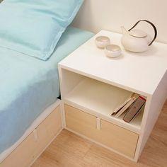 Utilisez Nos Table Unit Shelf As Brick Used Pour En Faire Open Night wPkXn80O