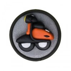 Scooter Brooch 9.95€