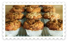 Brown Sugar Crumble Toffee Banana Muffins. -As if that's not already a mouthful.